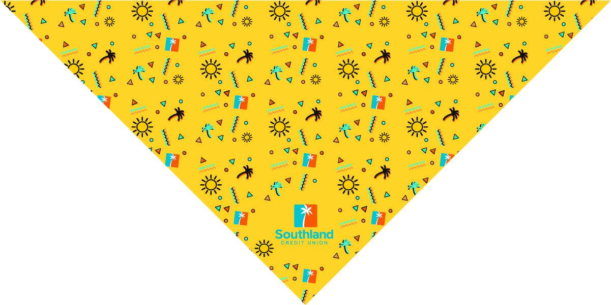 triangle bandanna bandana