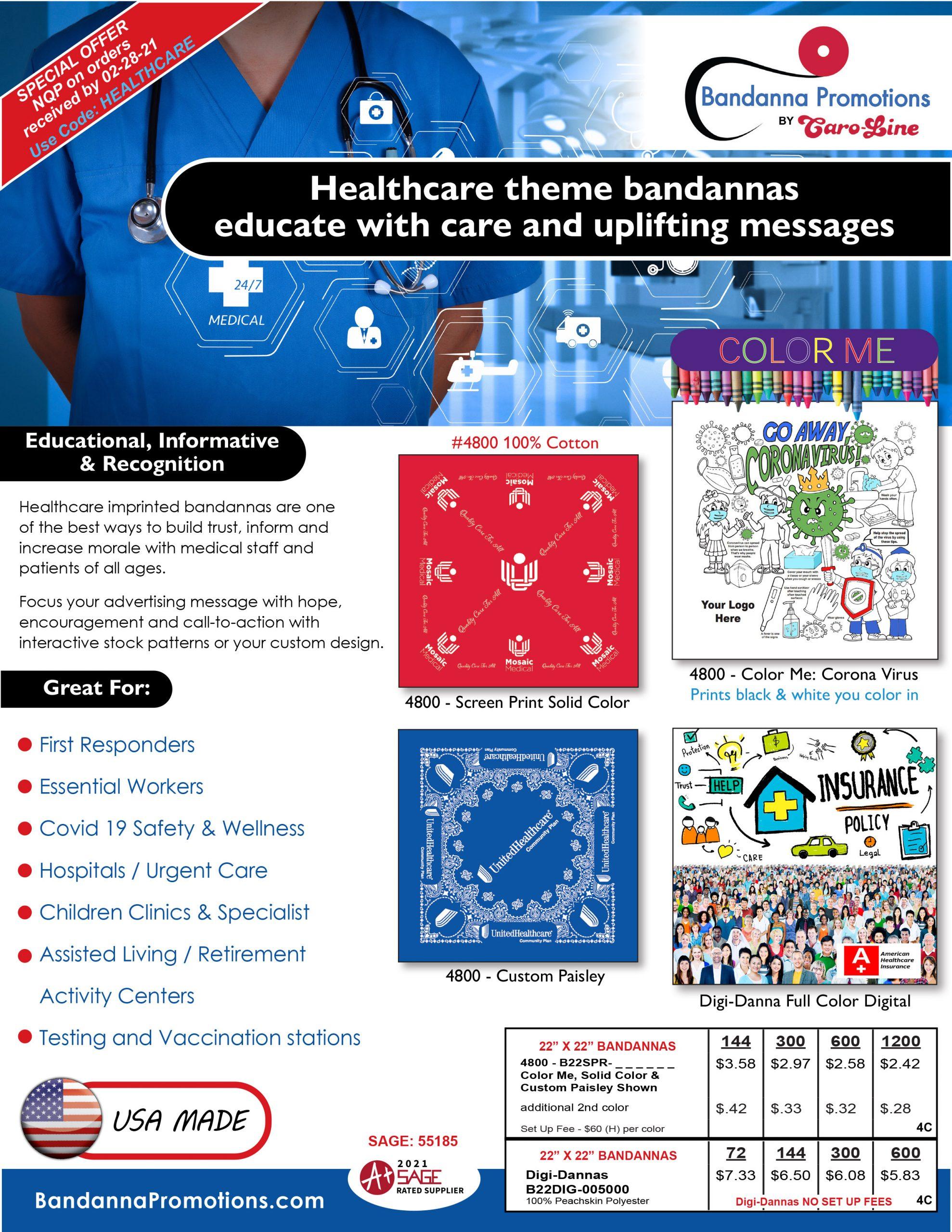 Healthcare_Bandana