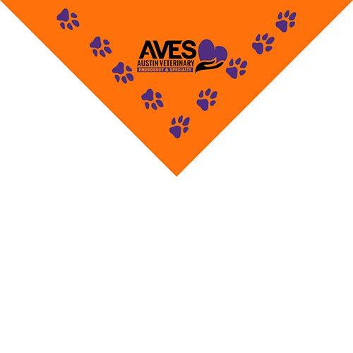 4900T Orange Import bandanna bandana